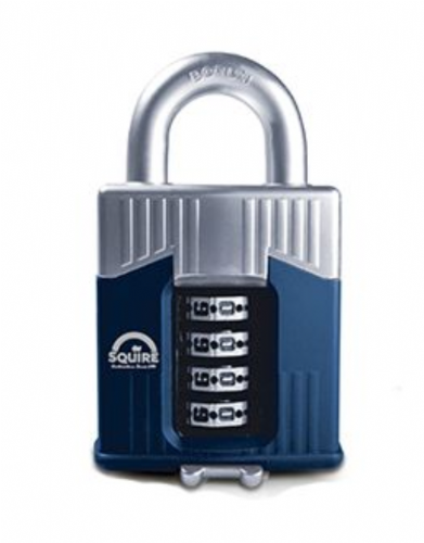 Squire Warrior Combi 45 Padlock